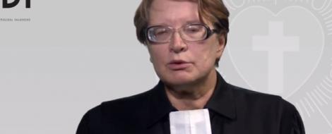 პასტორი ირინა სოლეი: არა ქალზე ძალადობას